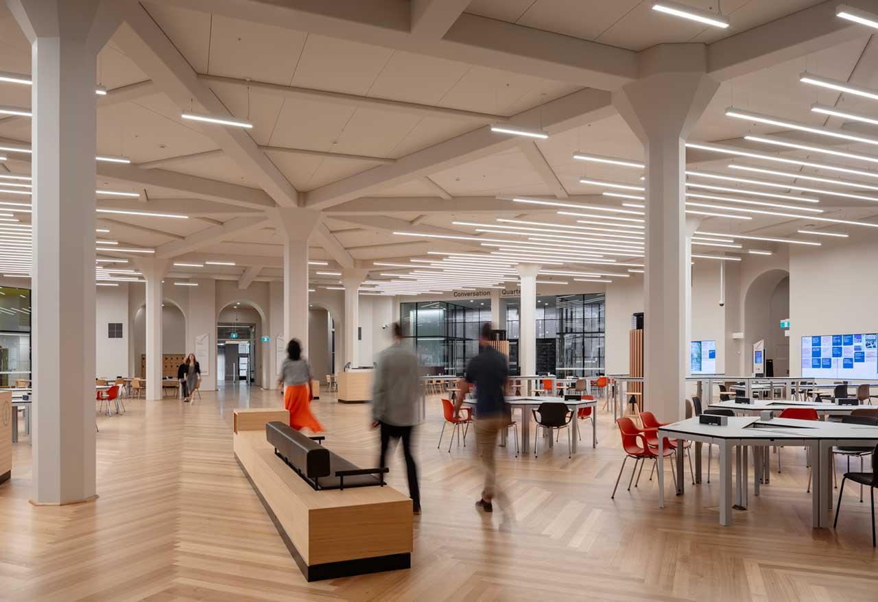 State Library Victoria (interior)